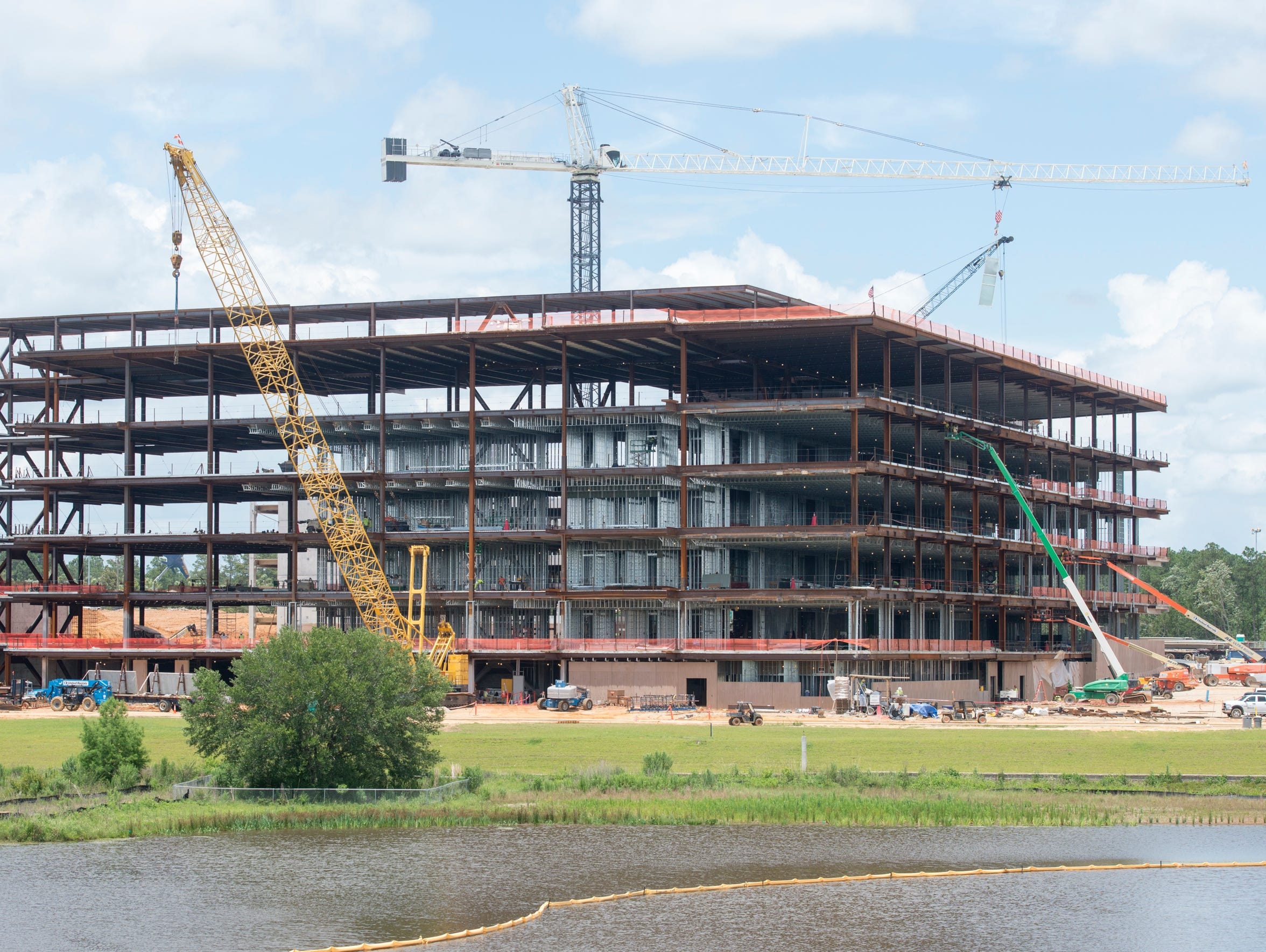Navy Federal continues to expand with its newest construction