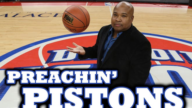 Preachin' Pistons Podcast