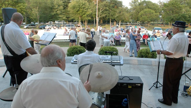 The 4J's Combo will perform at 7 p.m. June 20 as part of Vineland's 2016 Summer Concert Series at Giampietro Park.