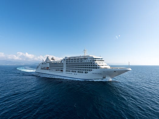 Silversea Cruises Silver Muse To Circumnavigate South America - Cruise ship anal