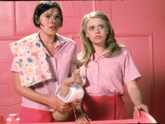 "Clea DuVall (left) and Natasha Lyonne star in ""But I'm a Cheerleader"""