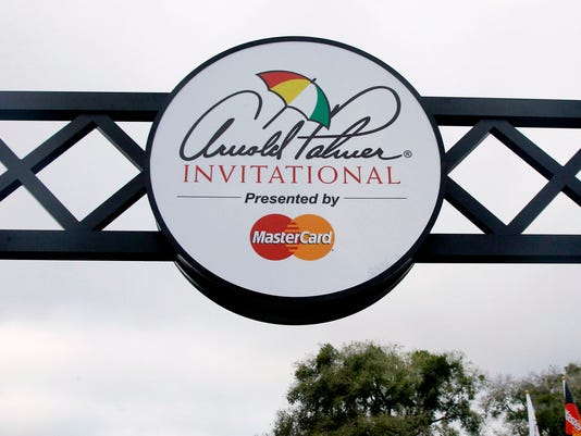 PGA: Arnold Palmer Invitational presented by MasterCard - First Round