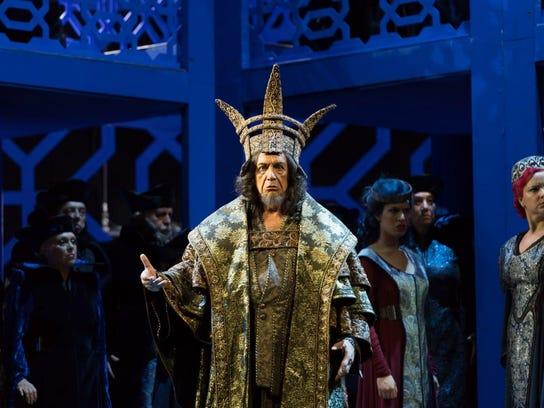 Nabucco opera art