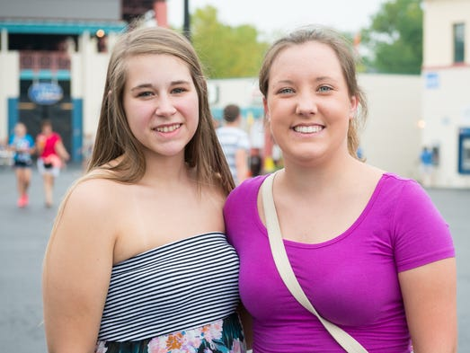 OneRepublic, the Script and American Authors at Riverbend