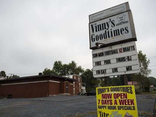 A second person was wounded in Saturday morning's shooting at Vinny's Goodtimes bar in Lebanon in which 31-year-old bouncer, Corey Bryan, was to death by a patron.