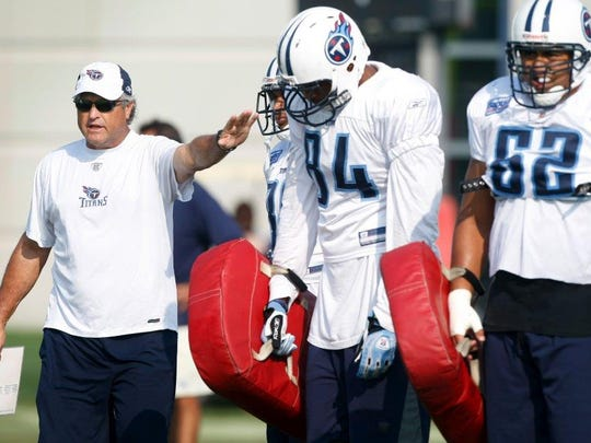 "Former Titans special teams coach Alan Lowry says he thought ""Home Run Throwback"" had a chance to work."