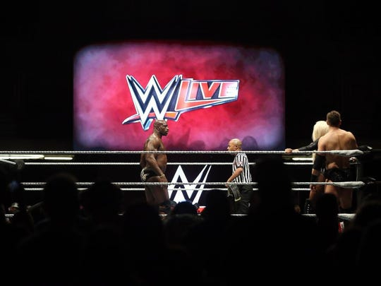 A WWE event will come to Foster Communications Coliseum in San Angelo on Sunday, June 2, 2019.