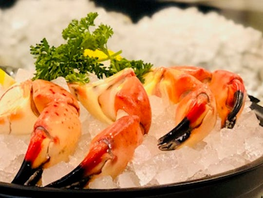 Fare at Salt Seafood and Oyster Bar.