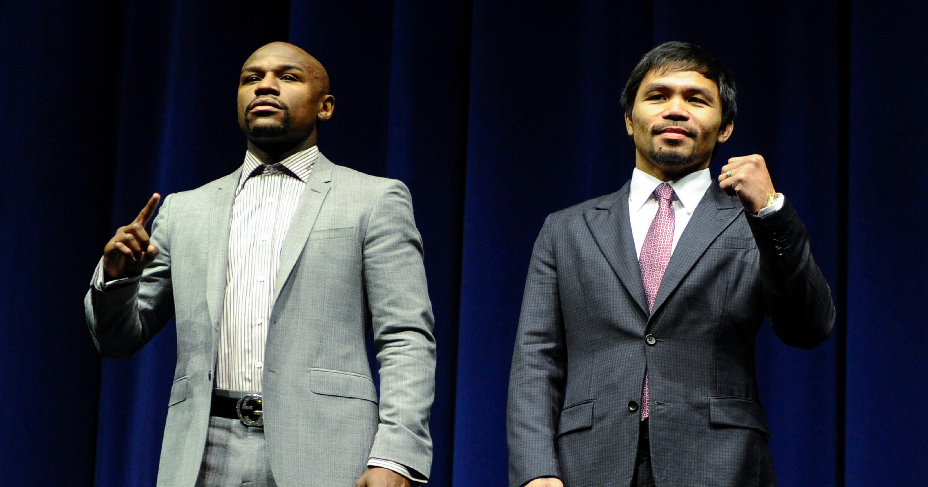 Mayweather rejects $5 million penalty for failed drug test