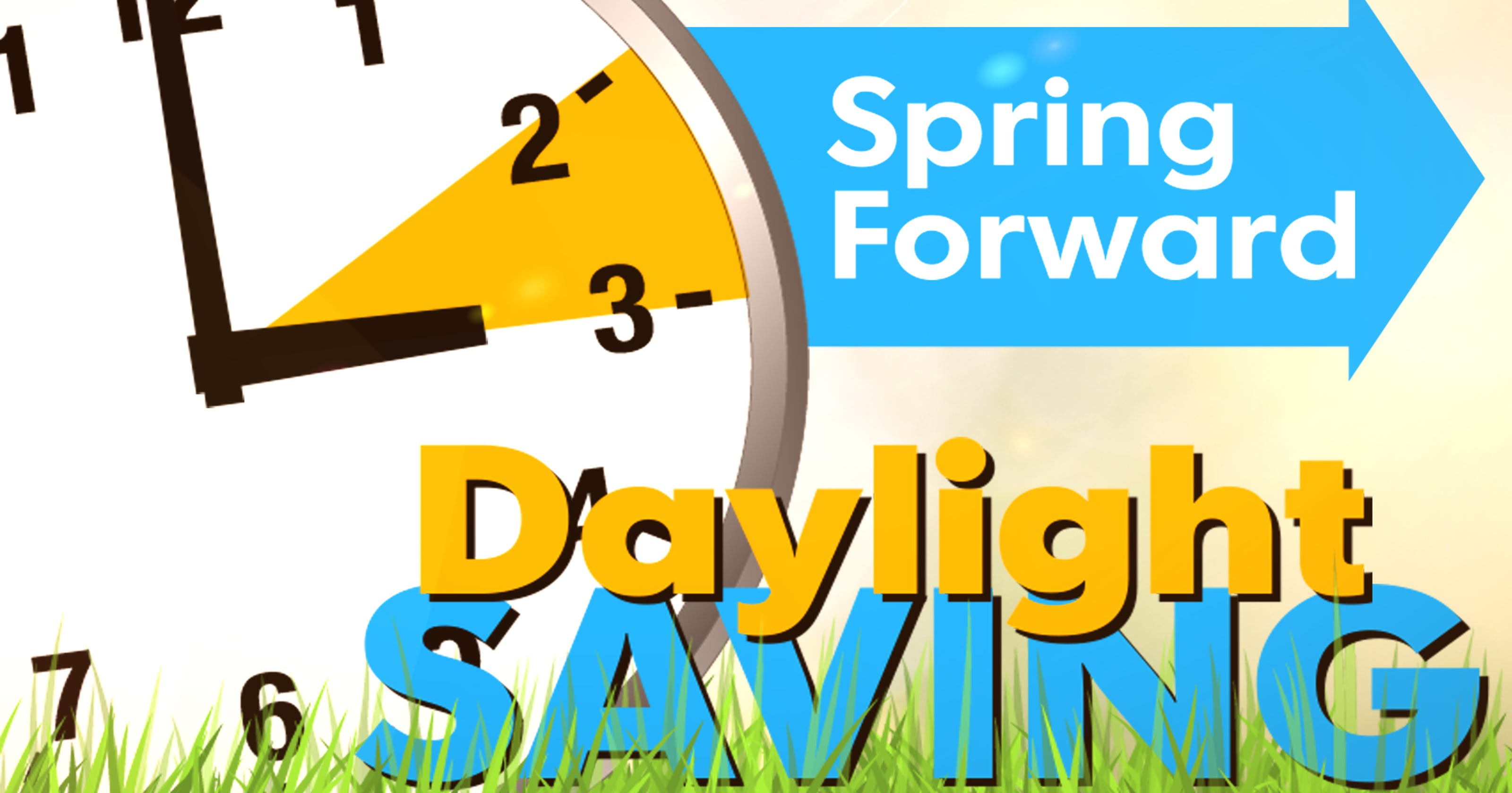 Spring Forward When Is Daylight Savings Time 2018