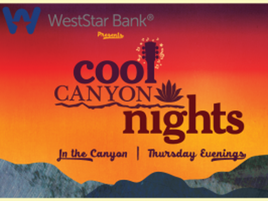 Cool Canyon Nights will kick off with a special concert in honor of Mother's Day.