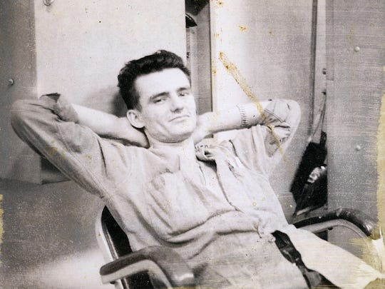A photo of Bob Paillet, believed to have been taken in the 1960s.