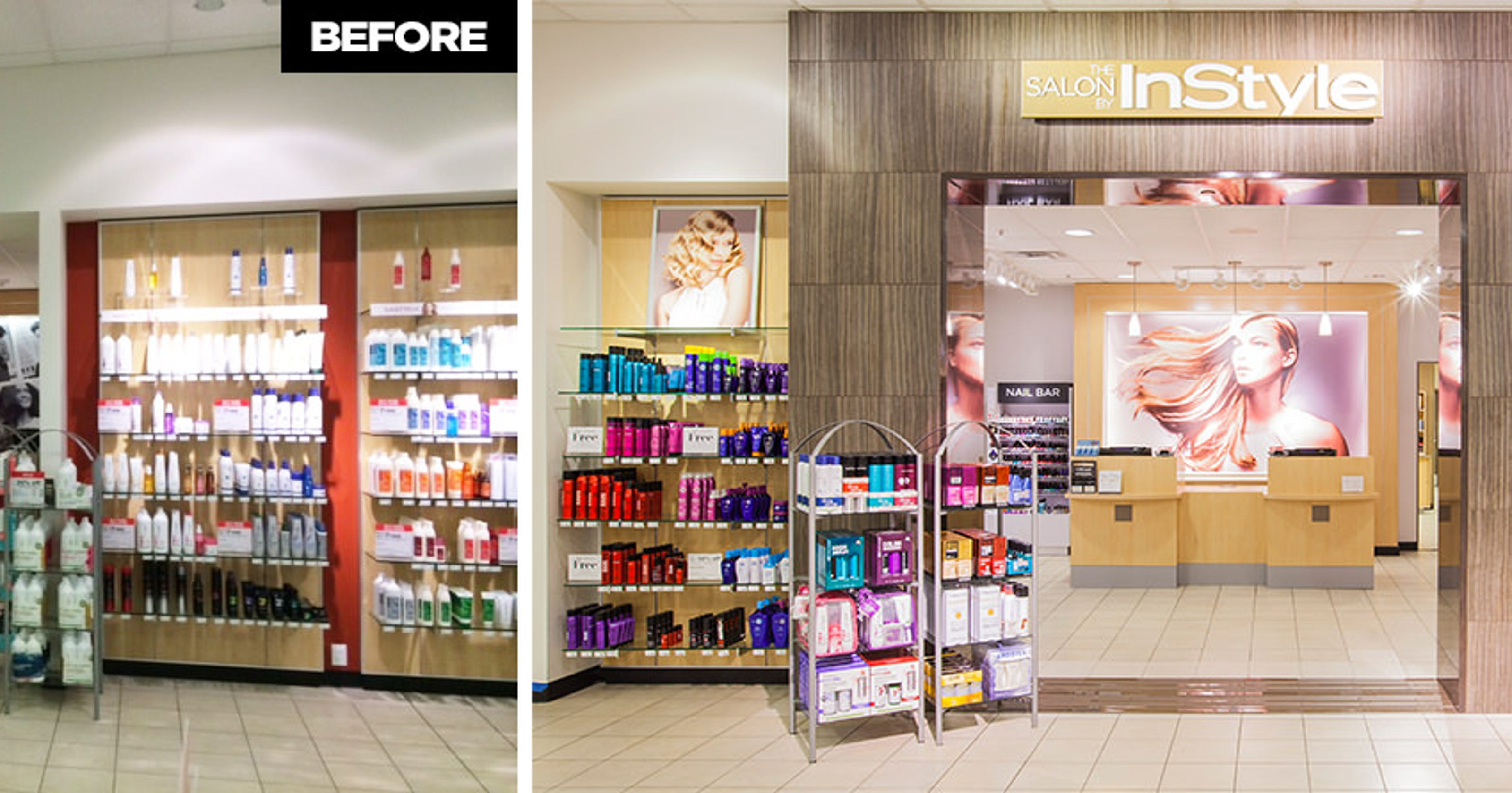 J.C. Penney to update salon at Delaware mall