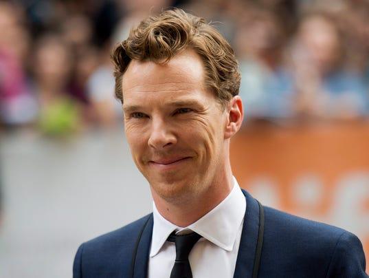 Canada Toronto Film Festival_Cumberbatch