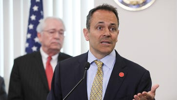 Ask your questions, Gov. Matt Bevin tweeted. So people did.