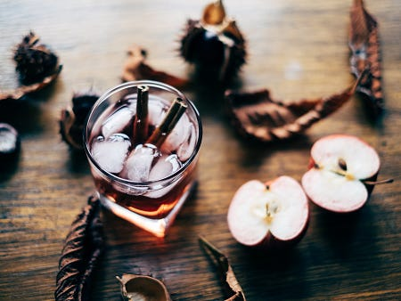 Check out these recipe twists on one of fall's favorite beverages.