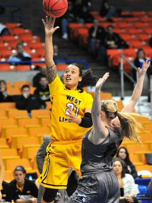 Kailee Howe, a Zanesville High School standout, is now playing at West Liberty University. She currently leads the nation in assists per game.