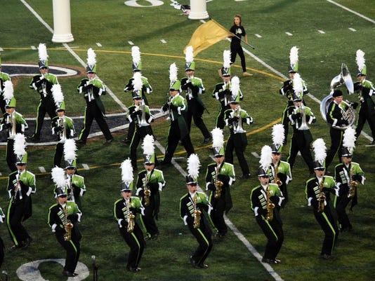 West Salem marching band wins liberty challenge