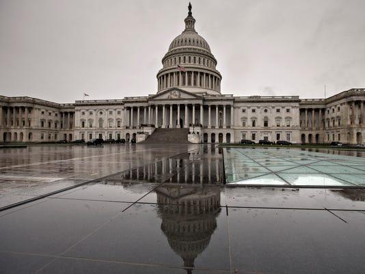 AP Washington Rain