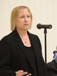 Dianne Philipps, Director of the Rockland County Sewer