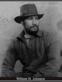 Born inton poverty in 1901, William Johnson headed to New York at 17 to study art