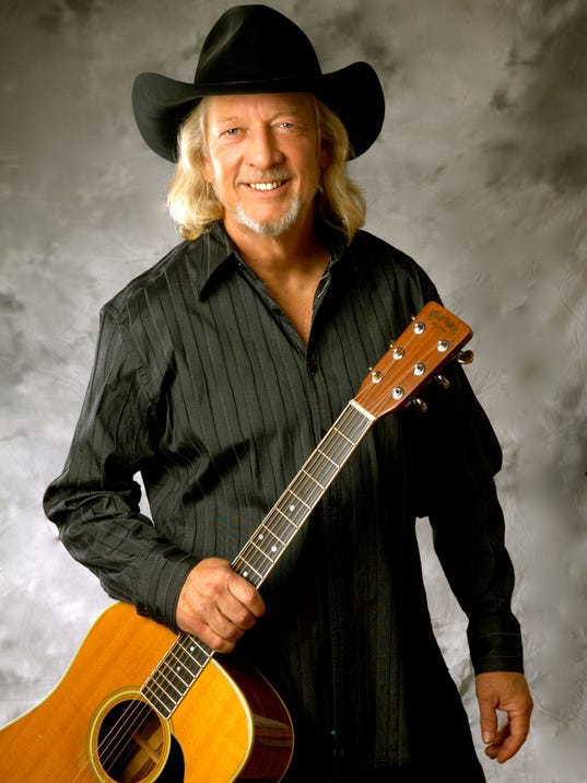 Country singer John Anderson
