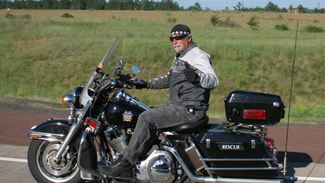 Iron Butt-certified rider Tony Sanfelipo has completed many long-distance rides to Sturgis, S.D., for that city's annual motorcycle festival.
