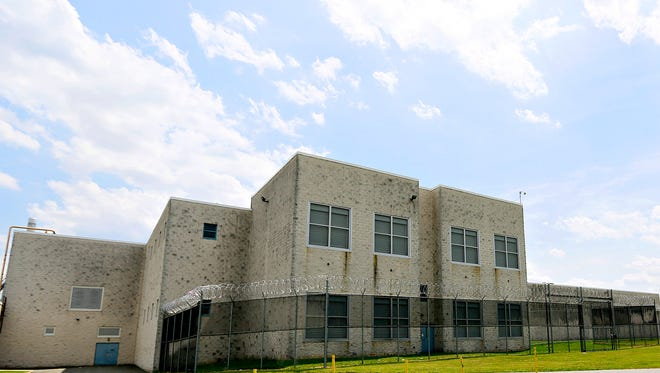 York County Prison in Springettsbury Township, Thursday, June 29, 2017. Dawn J. Sagert photo