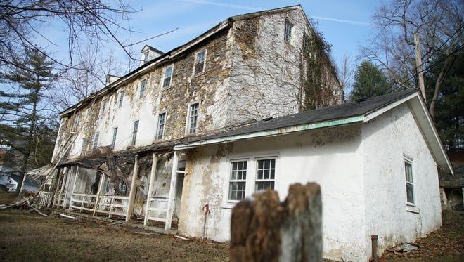 Walker's Bank House