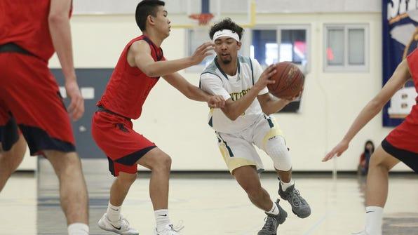 CCS Basketball: Monterey Vs. Saratoga