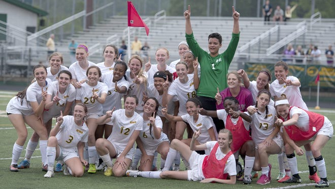 Reynolds won the 3-A Western Regional championship on Tuesday.
