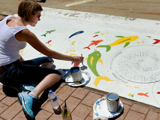 Storm Inlet Art Project