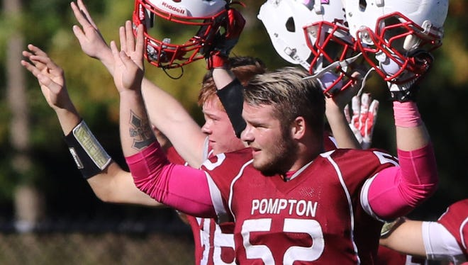 Pompton Lakes High School will open the football season at New Milford, at 7 p.m. on Aug. 30.