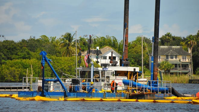 Brevard County muck dredging of Turkey Creek resumed Sept. 6. Florida Tech scientists will hold a technology conference this weekend on campus, at which FIT's ongoing biological monitoring of muck dredging is among the topics to be discussed.