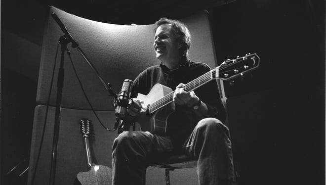 Acoustic guitarist Leo Kottke celebrates a career that has been going strong for 45 years with a performance Friday at the Meyer Theatre.