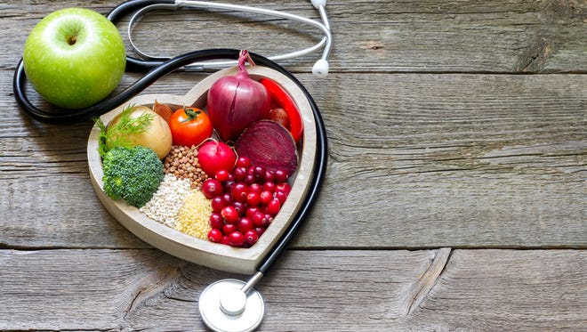 Nutrition, health research, heart health