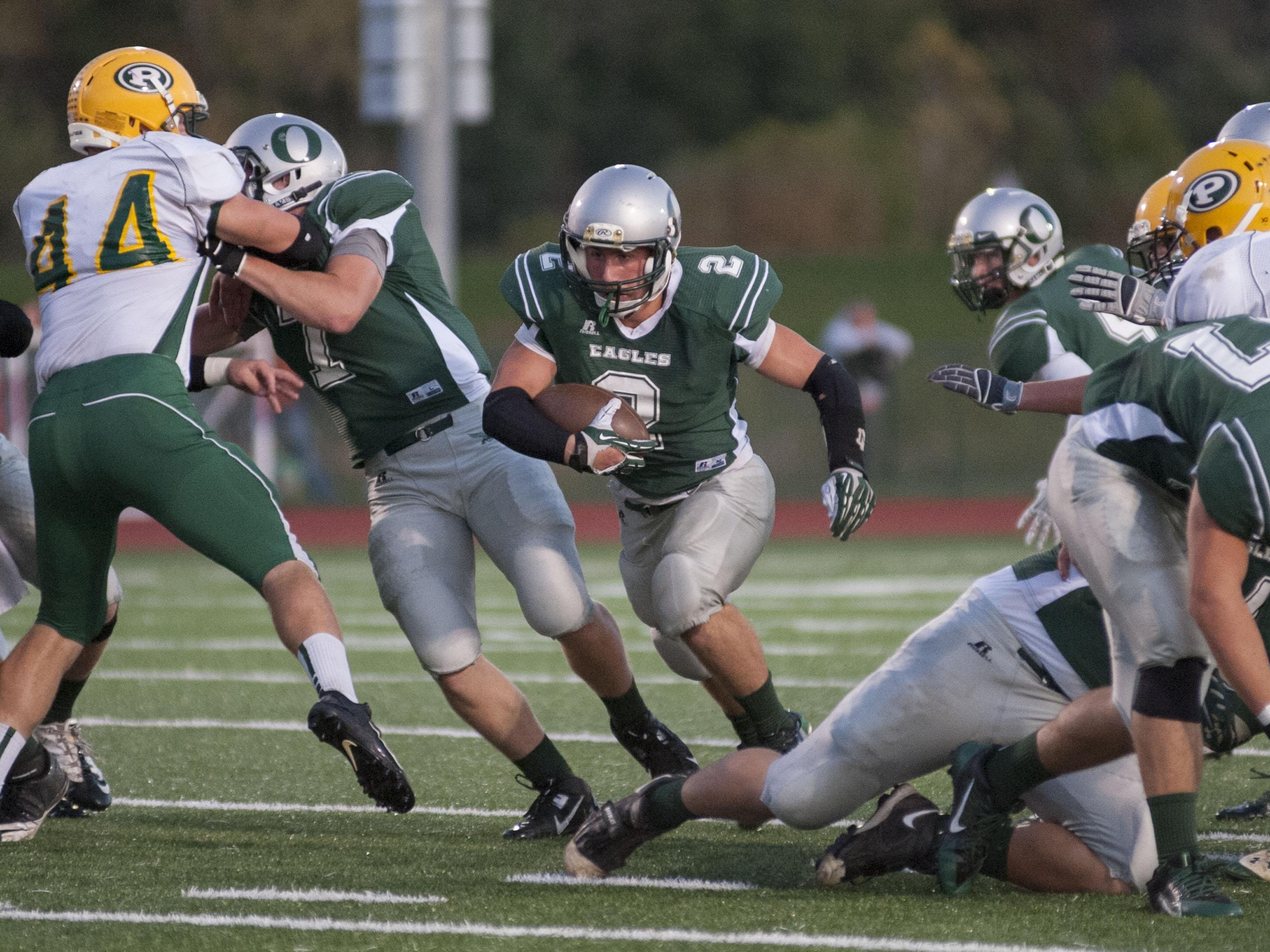 Olivet has high expections in 2015 after winning a league title last season.