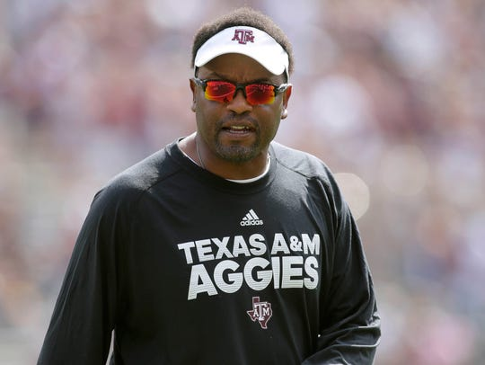 Could former Texas A&M head coach Kevin Sumlin be ASU's