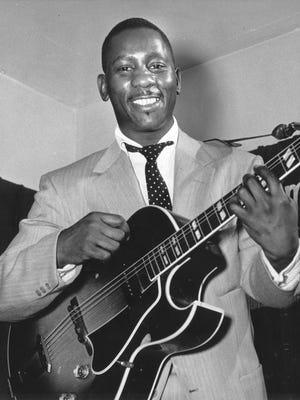 Wes Montgomery, April 20, 1955.