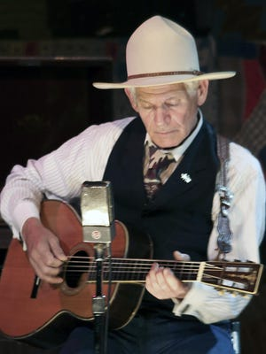 Don Edwards will be headling the Thursday night show at the Arizona Cowboy Poets Gathering in Prescott.