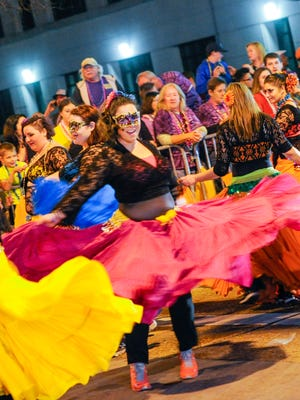 The Krewe of Carnivale en Rio Parade is known for colorful floats, rocking bands and some of the best beads and throws. The Rio parade kicks off parade season for the Mardis Gras celebration. Jan 30, 2016.