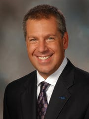 Joseph Hinrichs, Ford president of the Americas.