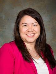 Wilda Alessi, future executive director of Leadership York