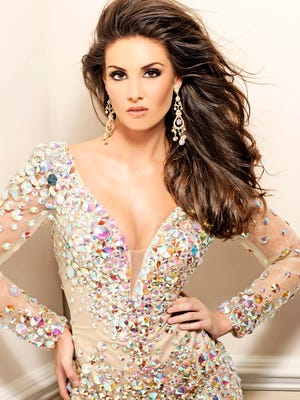 Erin Edmiston of Lafayette is the current Miss Louisiana-USA. Next month, she will be vying for the title of Miss USA. Fans can vote online for a people's choice candidate who will automatically make it into the Top 15.