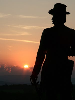 Gettysburg National Military Park remains open, but some programs have been canceled during the government shutdown.