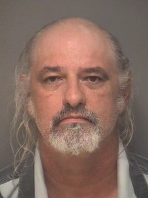 This undated photo provided by the Albemarle-Charlottesville Regional Jail shows Richard Wilson Preston, who is charged with discharging a firearm within 1,000 feet of a school during the Aug. 12, 2017, white nationalist rally in Charlottesville, Va. Preston waived his right to challenge extradition during a hearing in Baltimore County, Md., on Monday, Aug. 28.