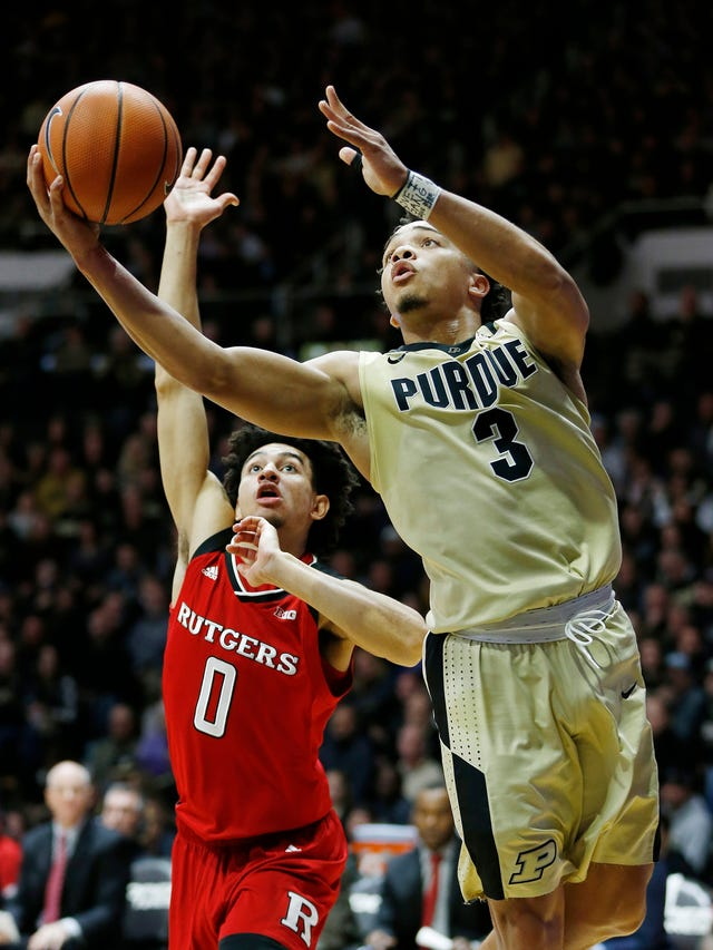 Purdue basketball: Pregame vs  Texas Tech in East Region semis