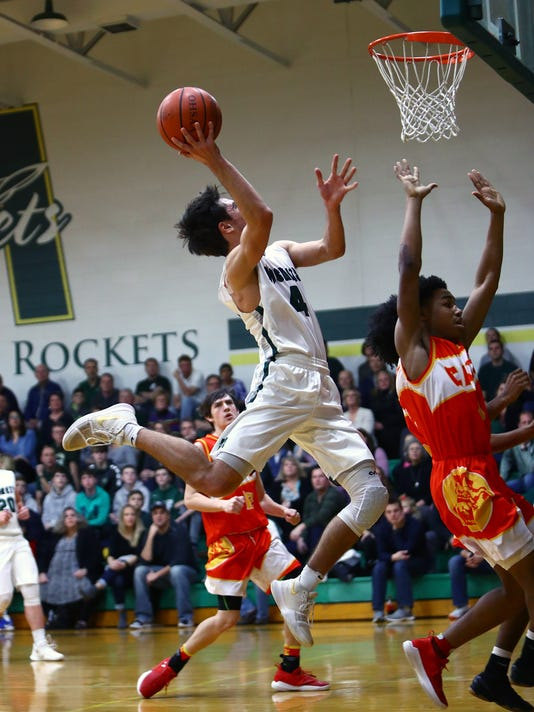 Purcell at McNicholas Boys Basketball