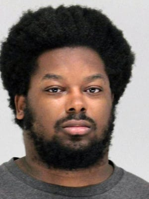 Thomas Johnson, the former Texas A&M football player, is being tried for the killing of a jogger police say was hacked to death with a machete in 2015. Johnson's murder trial began Monday, April 29, 2019, after years of litigation over whether the 25-year old former wide receiver is mentally competent to be tried for the killing of David Stevens.
