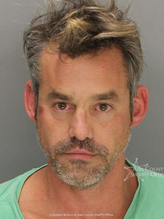 Actor Arrested